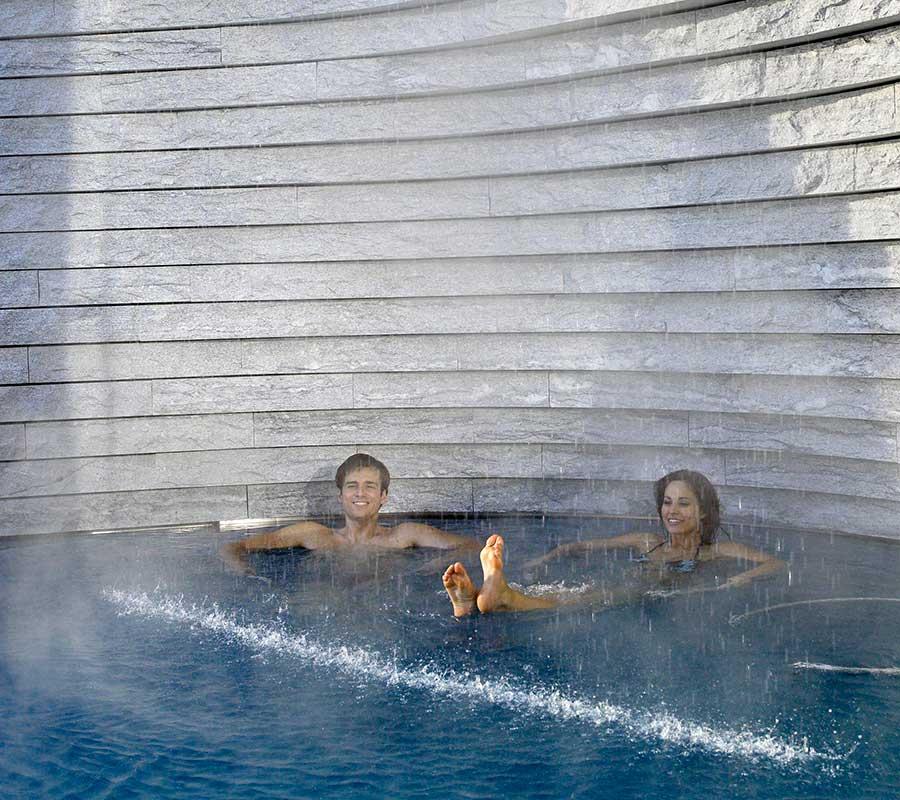 Tschuggen Grand Hotel, Arosa, Bergoase, © Tschuggen Hotel Group
