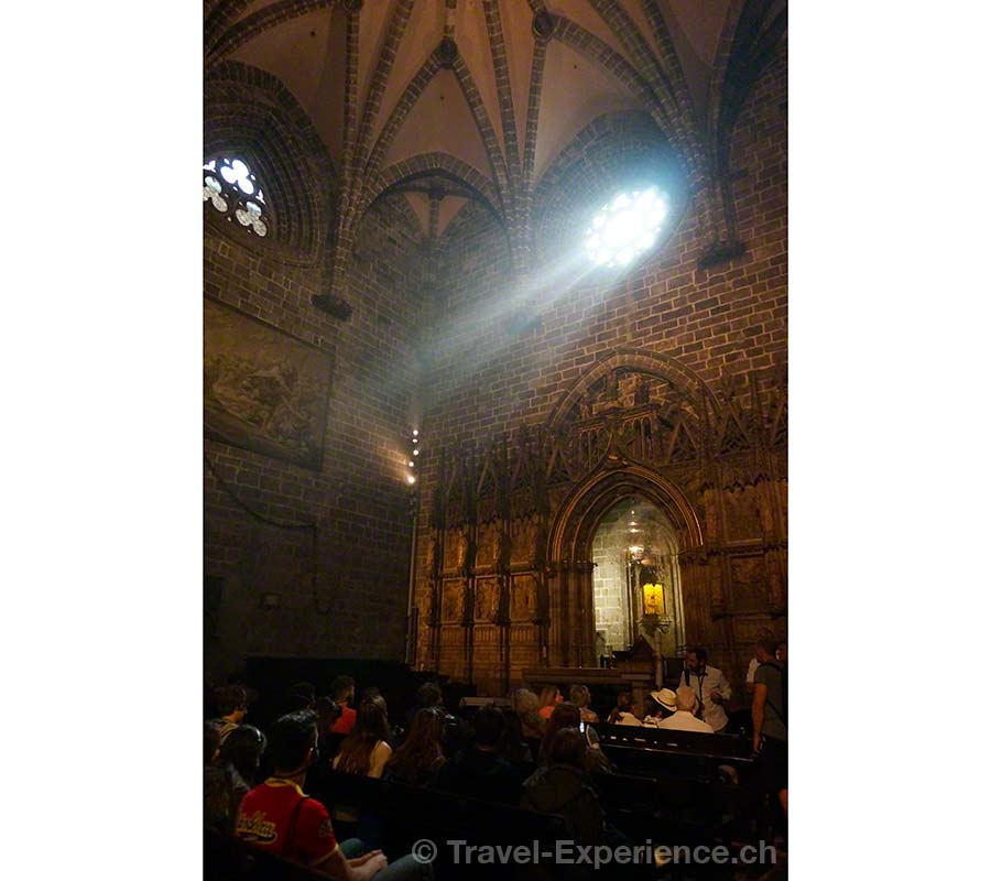 Valencia, Kathedrale, heiliger Kelch, Gral
