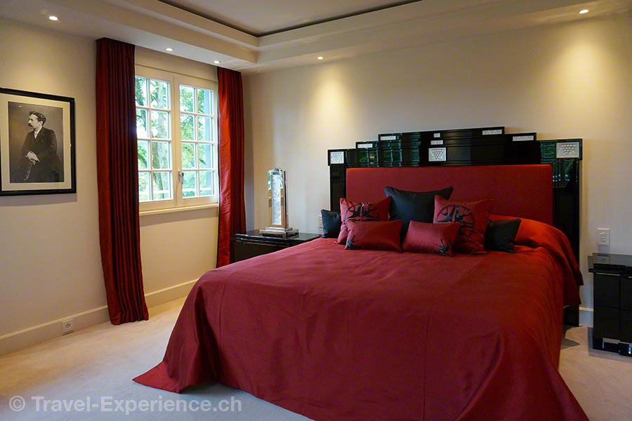 Villa René Lalique, Wingen-sur-Moder, Elsass, Hotel, Hideaway, Suite Hirondelle, Schwalbe