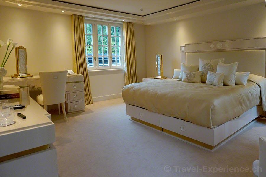 Villa René Lalique, Wingen-sur-Moder, Elsass, Hotel, Hideaway, Suite Rose