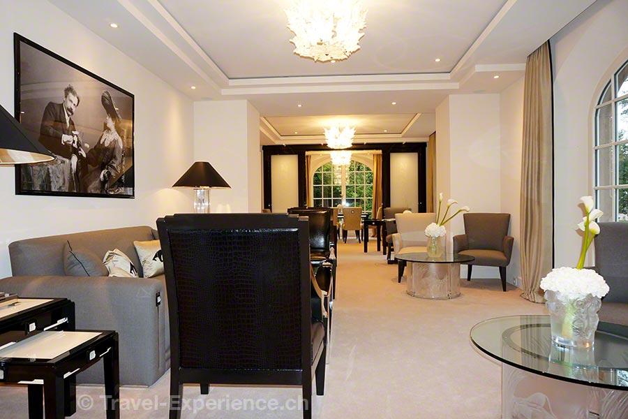 Villa René Lalique, Wingen-sur-Moder, Elsass, Hotel, Hideaway, Salon