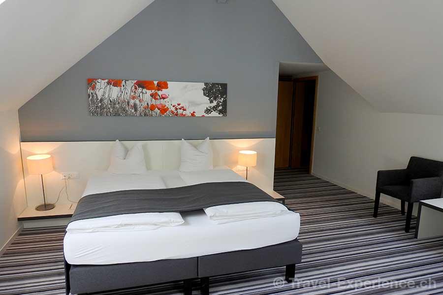 Hotel Vitznauerhof, Vitznau, Vierwaldstaettersee, Rigisuite, Schlafzimmeer