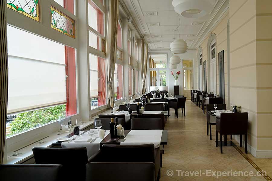 Hotel Vitznauerhof, Vitznau, Vierwaldstaettersee, Restaurant Inspiration