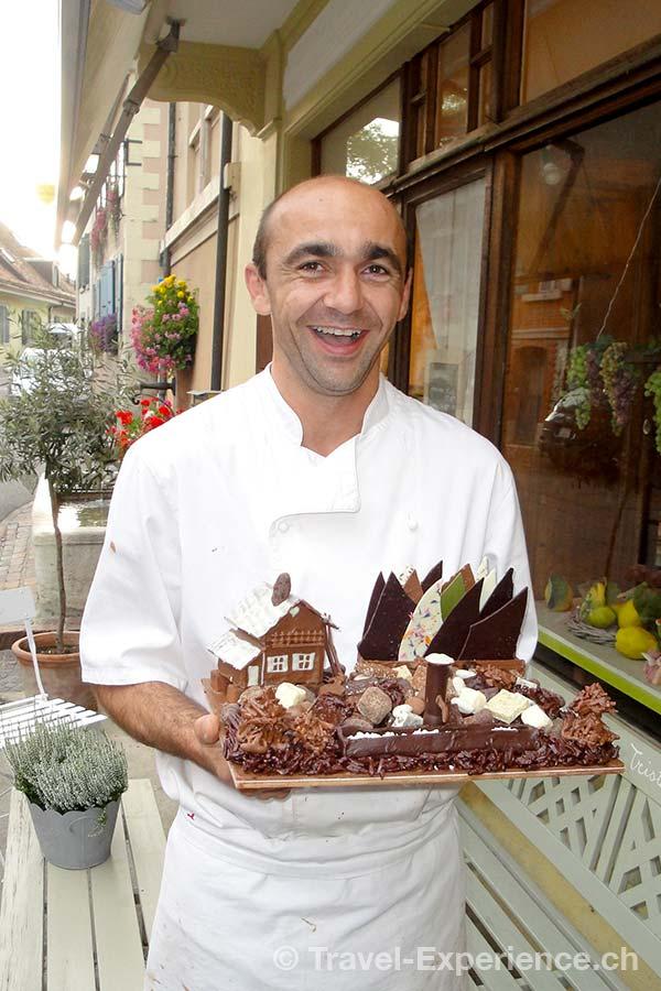 Waadt, Tristan, Schokolade