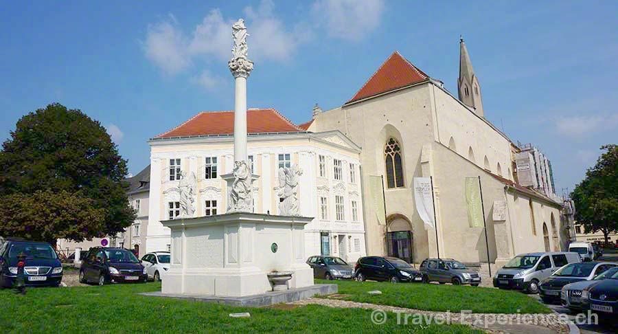 Wachau, Krems, Museum, Kloster, Dominikanerkirche