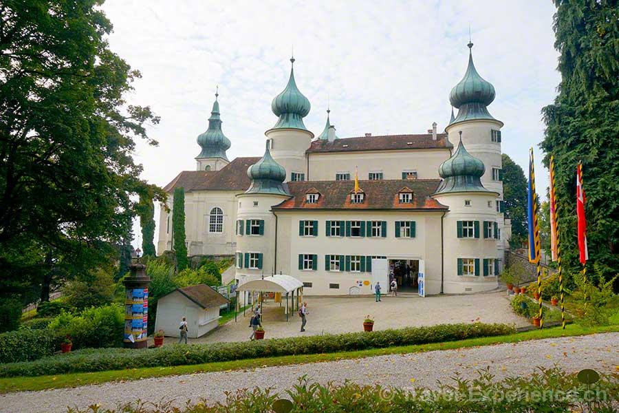 Wachau, Schloss Artstetten