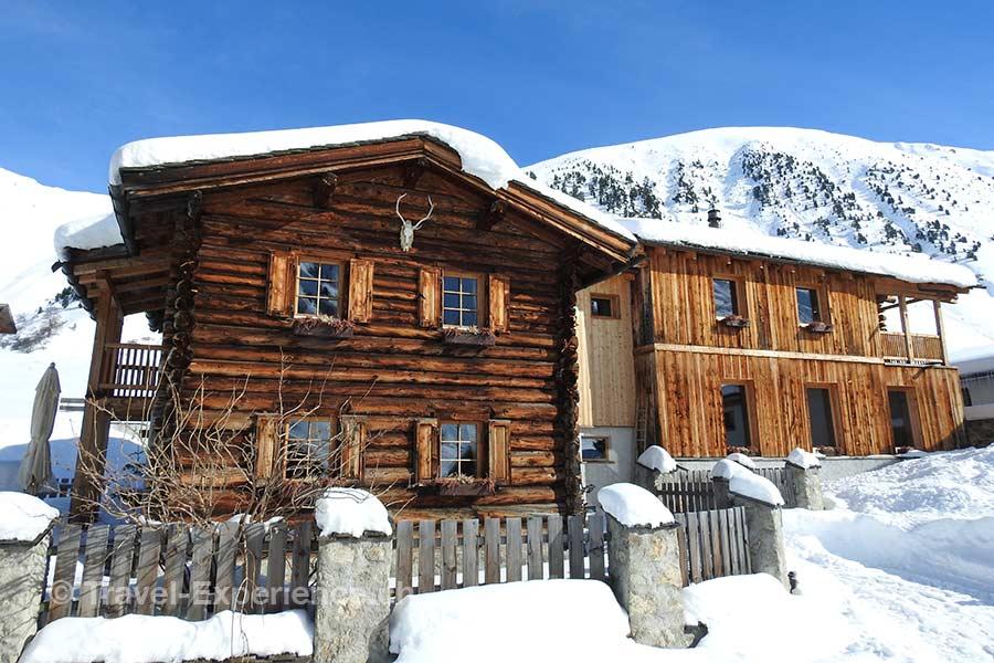 Schweiz, Davos, Waldhotel, Chalet, Ferienwohnung, Berghof, Sertigtal