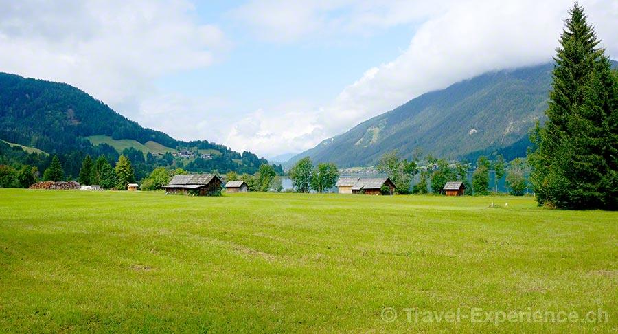 Kärnten, Weissensee,