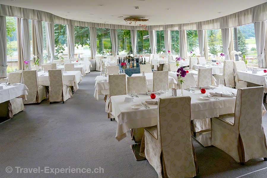 Weissenseerhof, Kärnten, Restaurant Liebstöckl