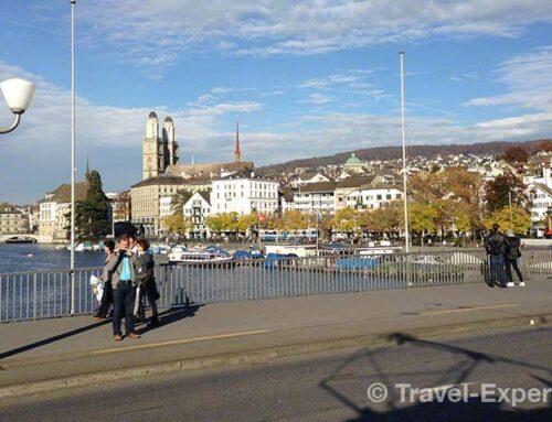 Zürich: 8 Tipps für ein cooles Winter-Weekend