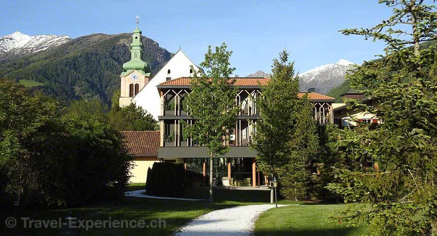 Italien, Suedtirol, Sterzing, Parkhotel zum Engel
