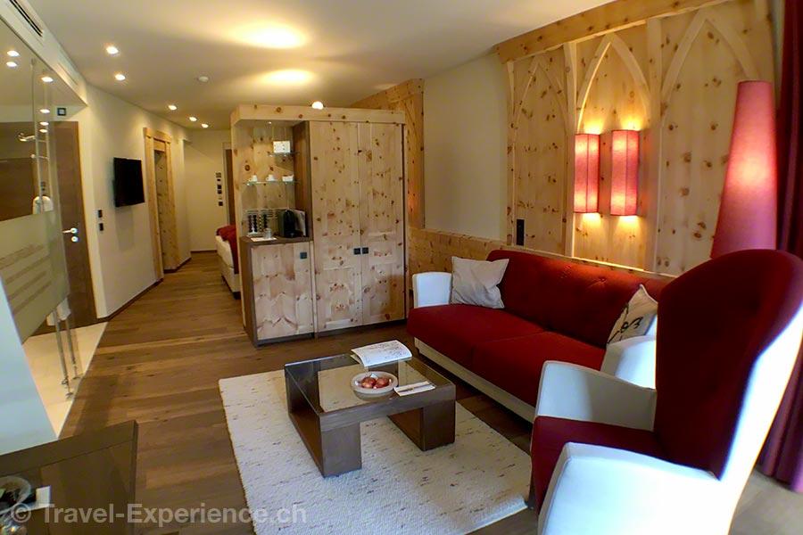 Italien, Suedtirol, Sterzing, Parkhotel zum Engel, Royal Fugger Suite