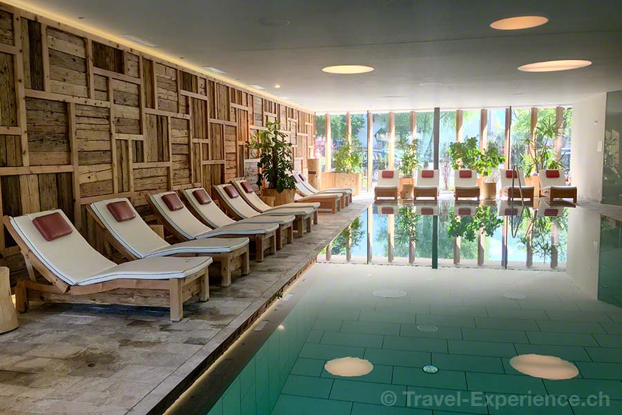 Italien, Suedtirol, Sterzing, Parkhotel zum Engel, Pool