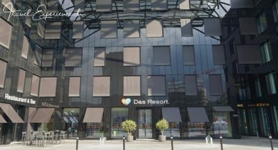 Zürich – erstes a-ja City Resort 21