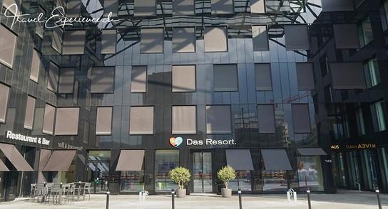 Zürich – erstes a-ja City Resort 22