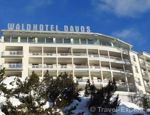 Davos – im Waldhotel bei Mann & Co.