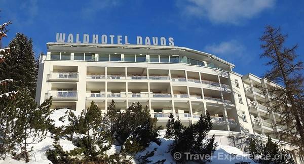 Davos – im Waldhotel bei Mann & Co. 34