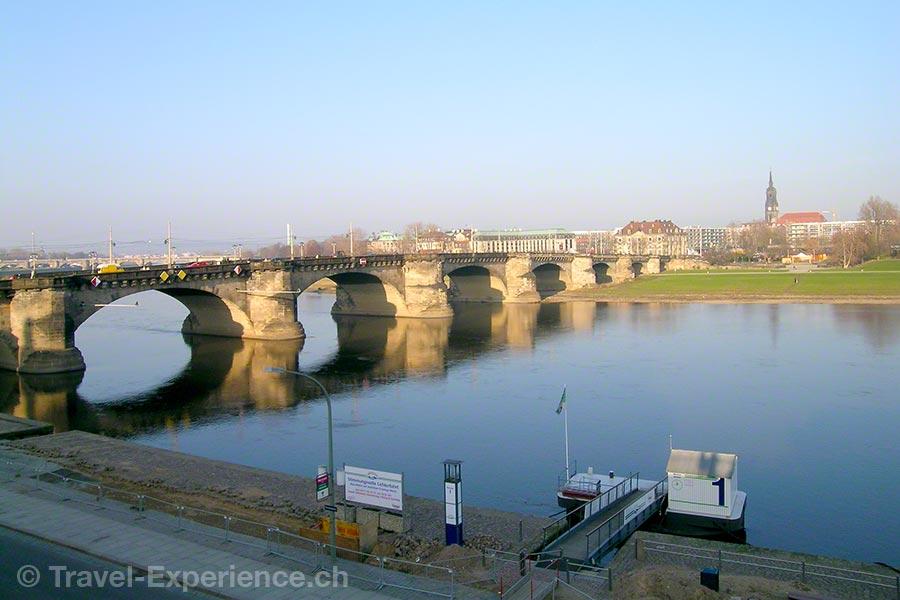 Dresden, Augustusbrücke