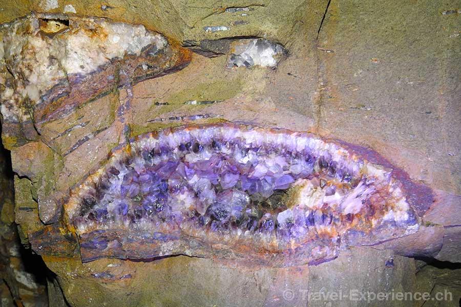 Amethyst im Steinkaulenberg