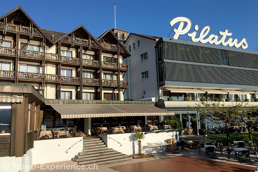 Hergiswil – das Seehotel Pilatus für Gipfelfreaks 3