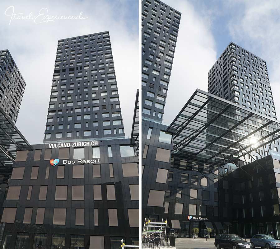 Zürich – erstes a-ja City Resort 3