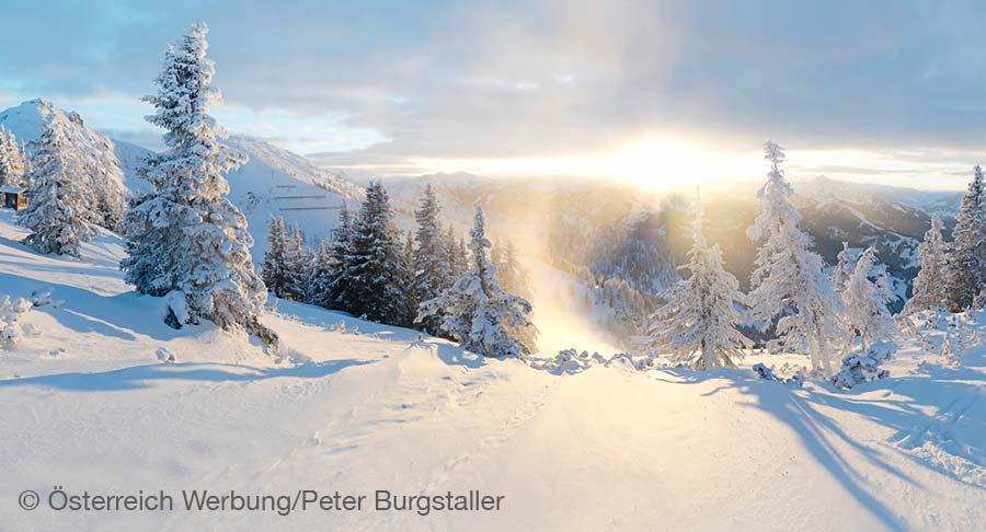 Oesterreich Winter News