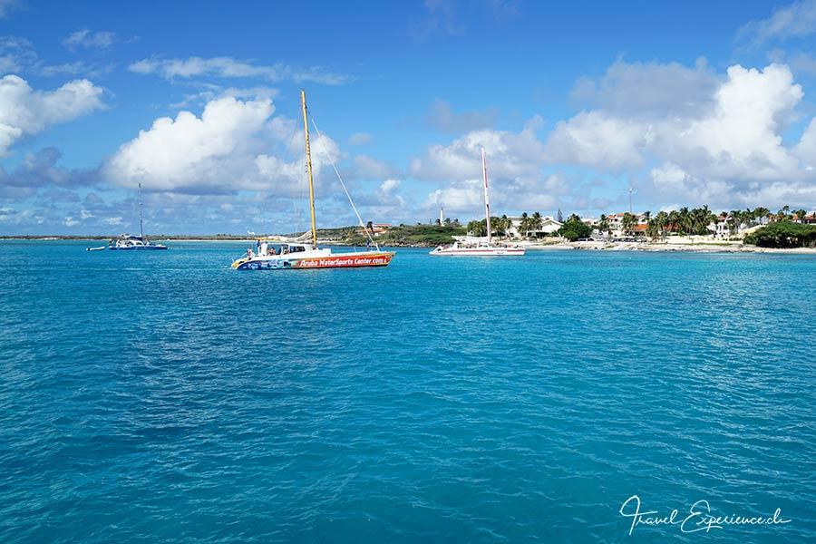 Aruba, Schnorcheln, Tour