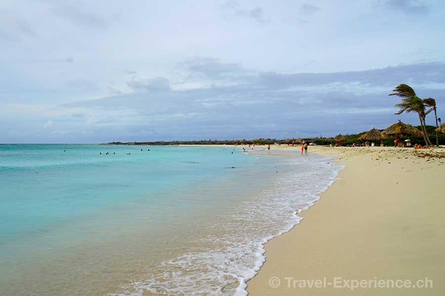 Aruba Arashi beach