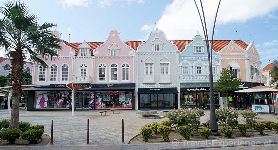 Aruba, Oranjestad
