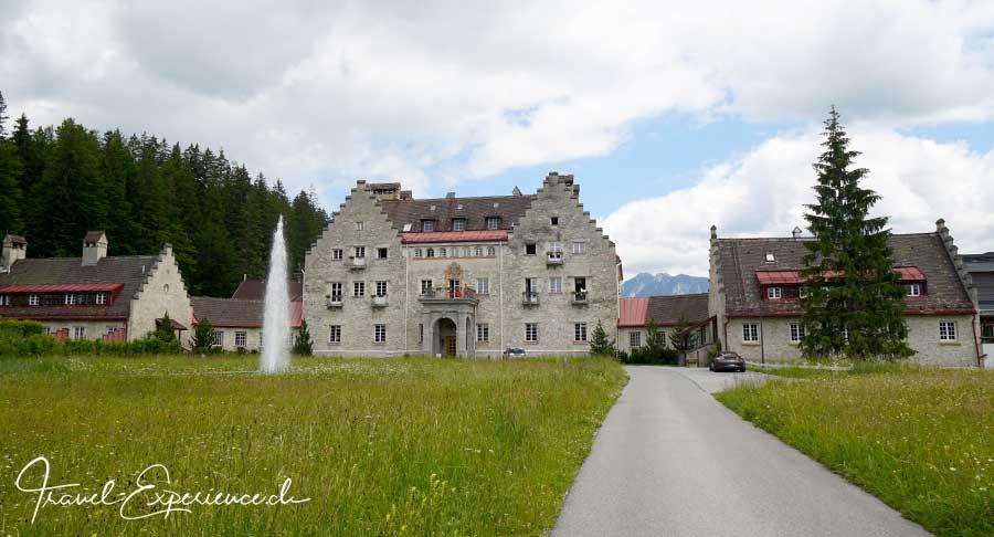 Kranzbach Hotel