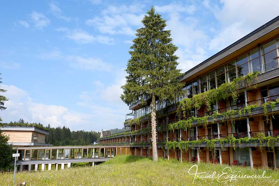 Kranzbach Hotel Garten