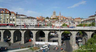 Lausanne – schöne steile Stadt 5