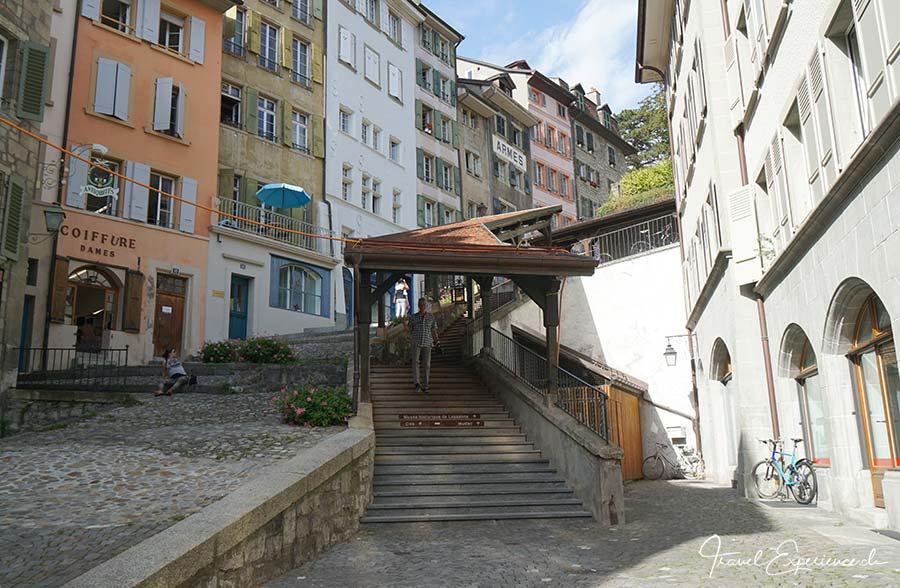 Lausanne – schöne steile Stadt 8