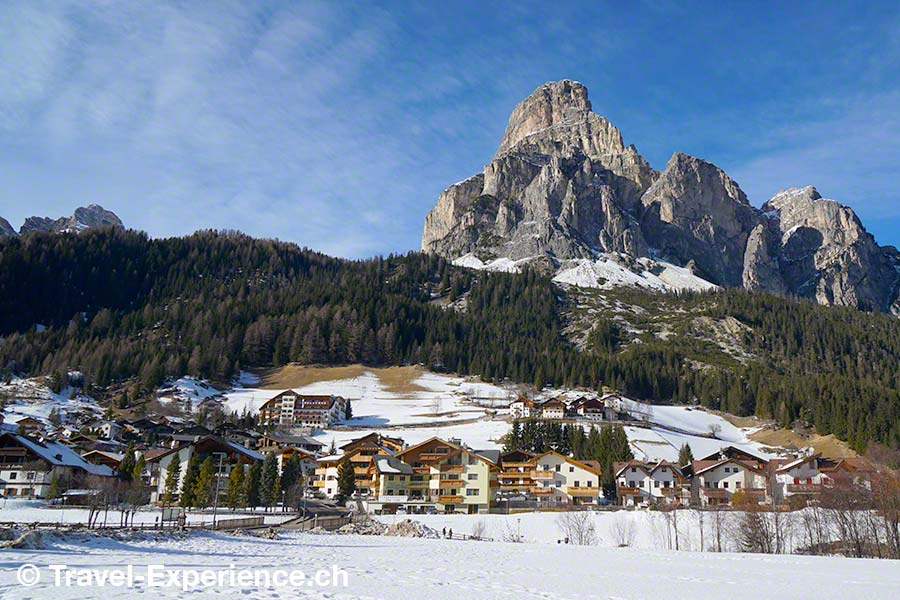 Corvara: Urchiges Hotel Sassongher 2