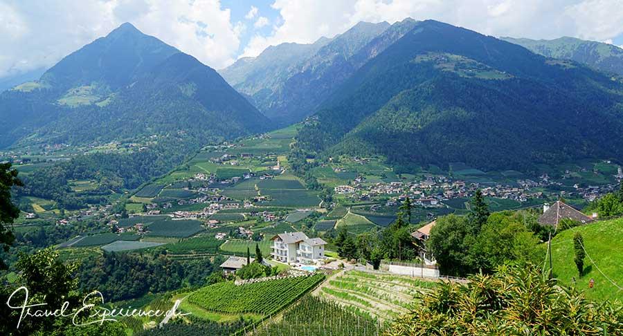 Schenna Italien Südtirol
