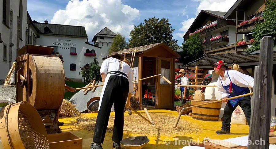 Seefeld Tirol Handwerksfest