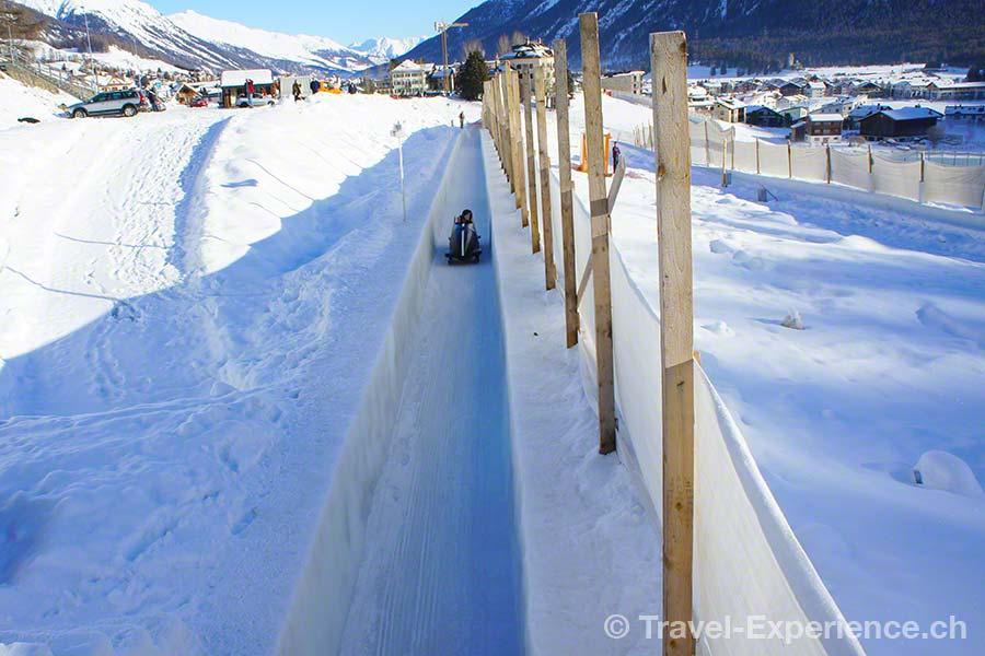 St. Moritz – Eiskanal und Kulm Hotel 2