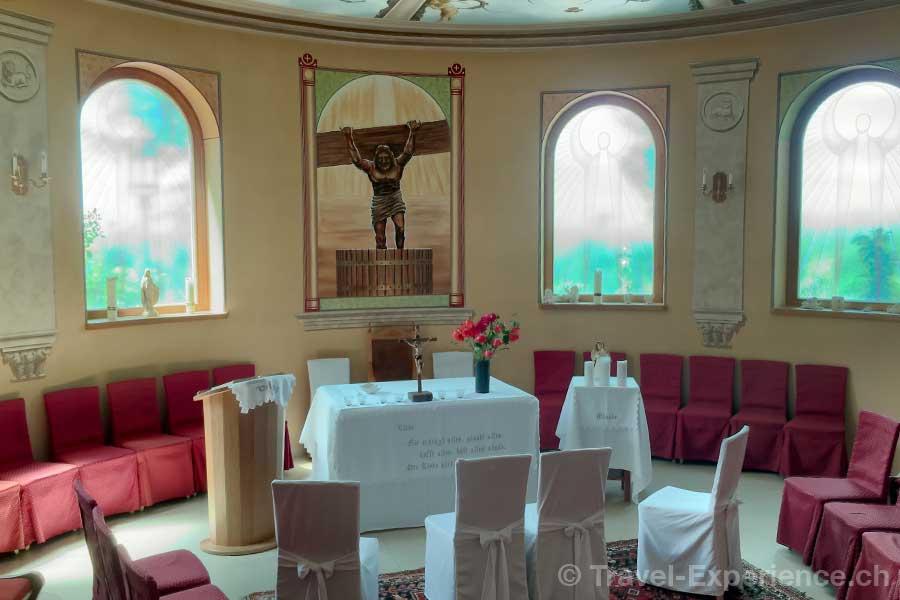 Steiermark Weingut Thaller Hochzeitskapelle