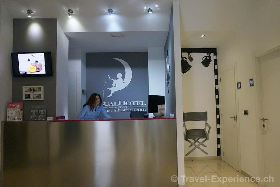 Valencia: Filmreifes Casual Hotel 1