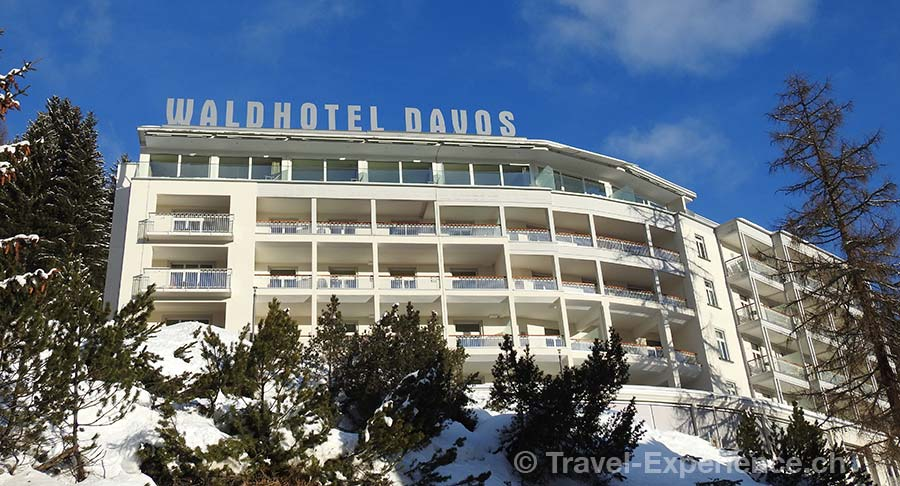 Davos – im Waldhotel bei Mann & Co. 2
