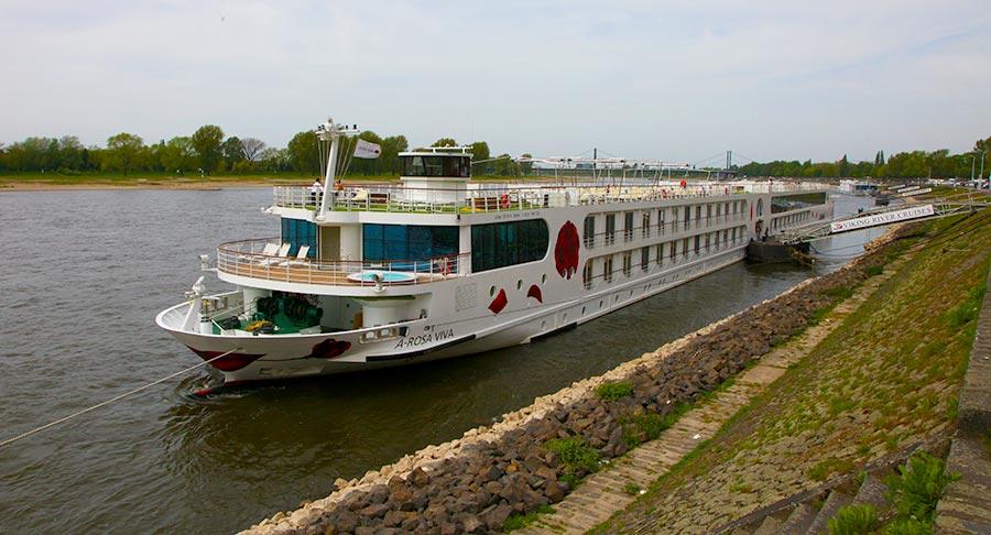 Rhein: 3 Länder – 1 A-Rosa-Flussfahrt 2