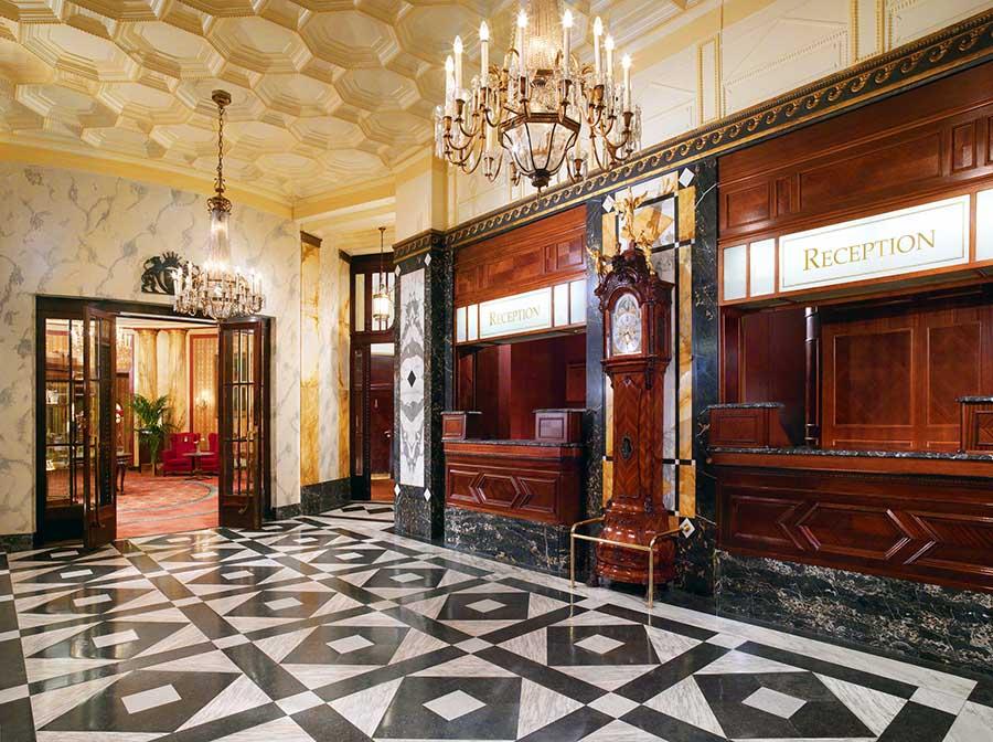 Hotel Bristol Wien