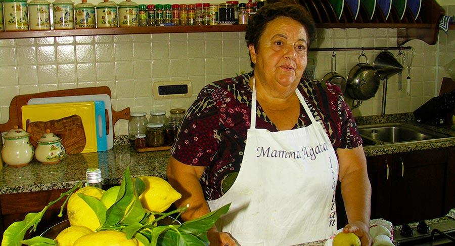 Ravello: Kochen mit Mamma Agata 2