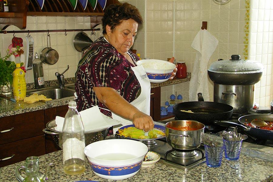Ravello: Kochen mit Mamma Agata 6