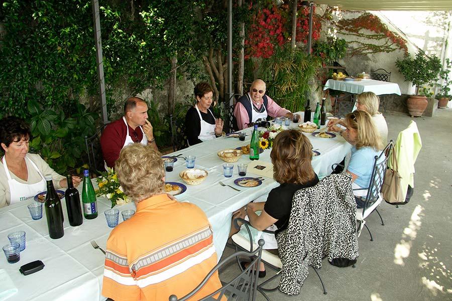 Ravello: Kochen mit Mamma Agata 7