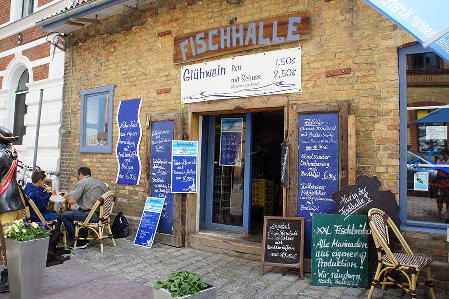 Berlin–Stralsund: Neben und auf dem Wasser 14