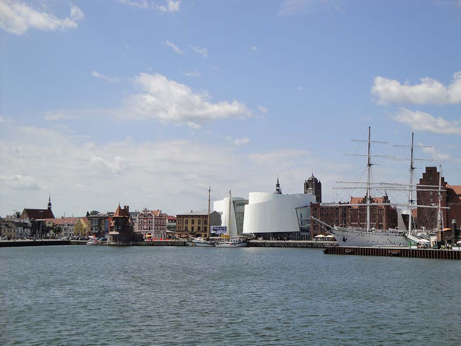 Berlin–Stralsund: Neben und auf dem Wasser 13
