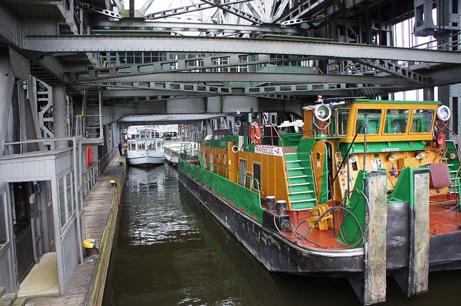 Berlin–Stralsund: Neben und auf dem Wasser 6