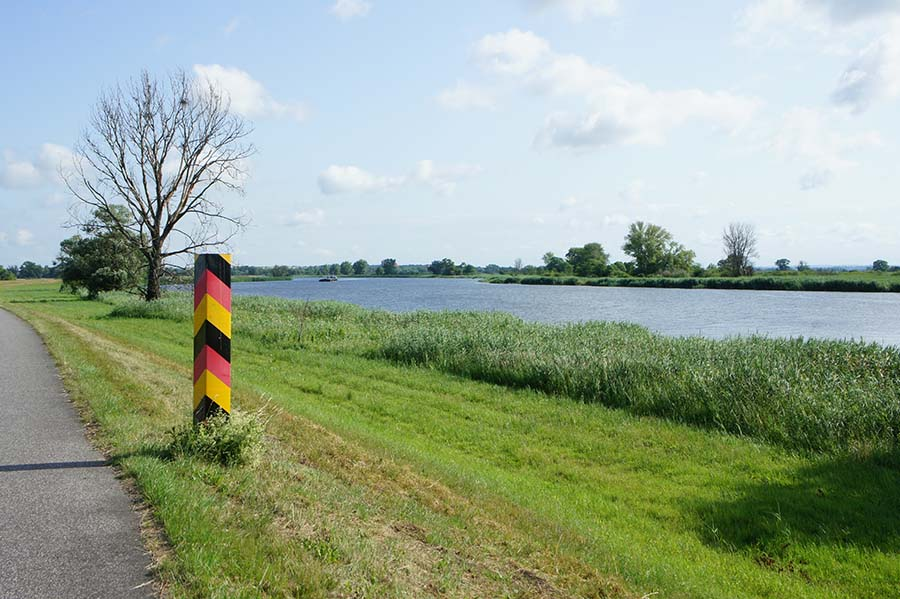 Berlin–Stralsund: Neben und auf dem Wasser 7