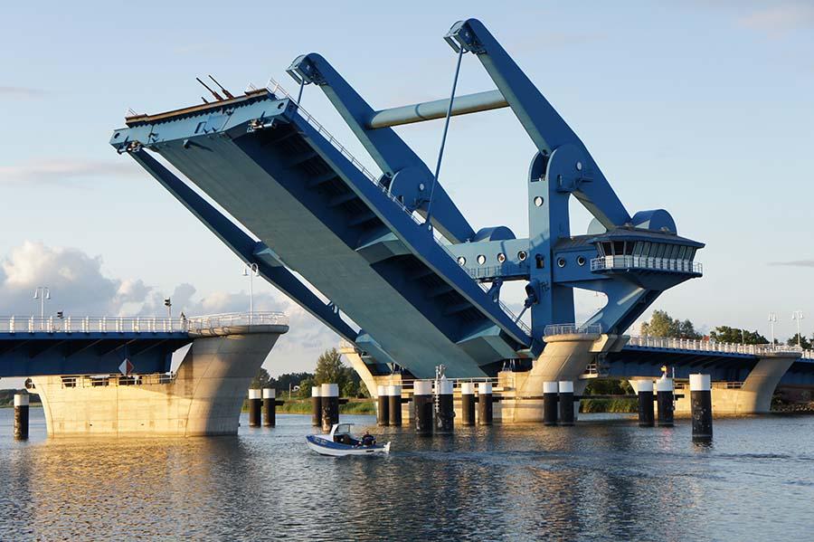 Berlin–Stralsund: Neben und auf dem Wasser 9